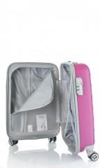 Kabinový cestovní kufr D&N 9450-04 růžový č.8