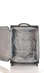 Kabinový cestovní kufr D&N 6454-11 černý č.5