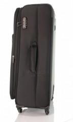 Velký cestovní kufr D&N 7674-01 černý č.2