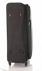 Velký cestovní kufr D&N 7674-01 černý č.4