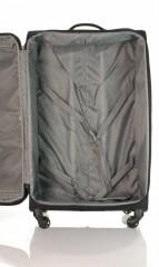 Velký cestovní kufr D&N 7674-01 černý č.6