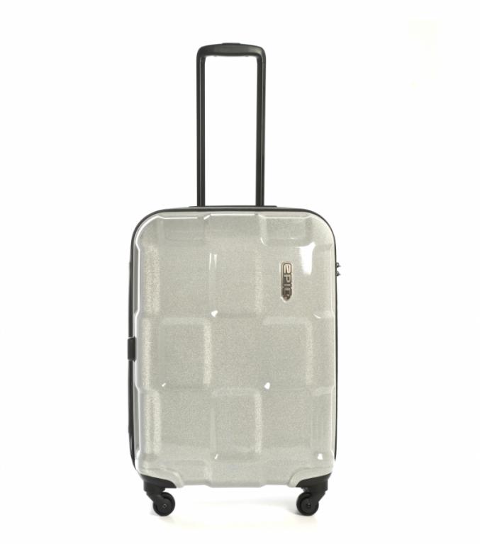 Střední cestovní kufr Epic Crate Reflex Platinum