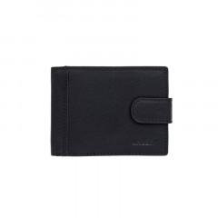 Pánská Kožená peněženka LAGEN LN-8575 černá č.1