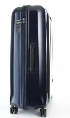 Velký cestovní kufr D&N 8170-06 tmavě modrý č.2