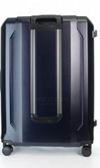 Velký cestovní kufr D&N 8170-06 tmavě modrý č.3