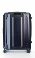 Střední cestovní kufr D&N 8160-06 tmavě modrý č.3