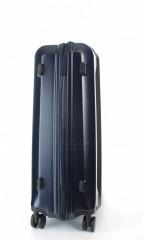Střední cestovní kufr D&N 8160-06 tmavě modrý č.4