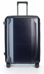 Střední cestovní kufr D&N 8160-06 tmavě modrý č.5