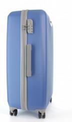 Velký cestovní kufr D&N 9670-07 modrý č.2
