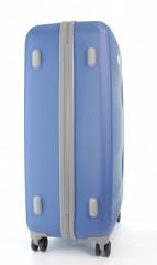 Velký cestovní kufr D&N 9670-07 modrý č.4