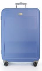Velký cestovní kufr D&N 9670-07 modrý č.5
