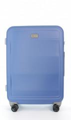 Střední cestovní kufr D&N 9660-07 modrý č.1