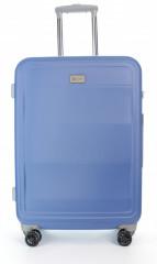 Střední cestovní kufr D&N 9660-07 modrý č.5