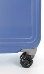 Střední cestovní kufr D&N 9660-07 modrý č.8