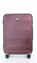 Střední cestovní kufr D&N 9660-12 bordový č.1