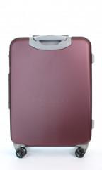 Střední cestovní kufr D&N 9660-12 bordový č.3