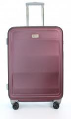 Střední cestovní kufr D&N 9660-12 bordový č.5