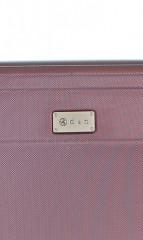Střední cestovní kufr D&N 9660-12 bordový č.7