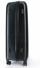 Velký cestovní kufr D&N 8270-01 černý č.4