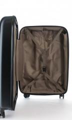 Velký cestovní kufr D&N 8270-01 černý č.11