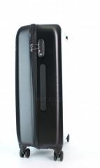 Střední cestovní kufr D&N 8260-01 černý č.2