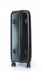 Střední cestovní kufr D&N 8260-01 černý č.4