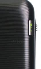 Střední cestovní kufr D&N 8260-01 černý č.6
