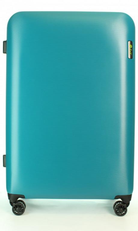 Velký cestovní kufr D&N 8270-05 petrol
