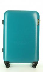 Střední cestovní kufr D&N 8260-05 petrol č.1