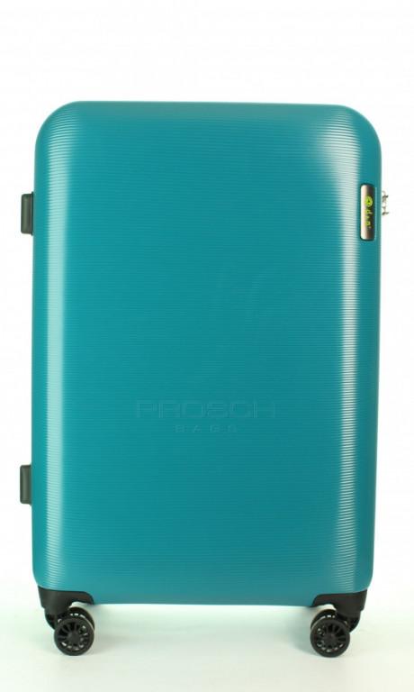Střední cestovní kufr D&N 8260-05 petrol