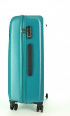 Střední cestovní kufr D&N 8260-05 petrol č.2