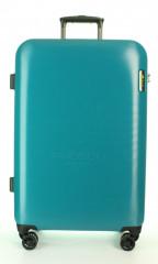 Střední cestovní kufr D&N 8260-05 petrol č.5
