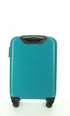 Kabinový cestovní kufr D&N 8250-05 petrol č.3