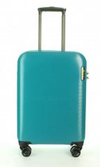 Kabinový cestovní kufr D&N 8250-05 petrol č.5
