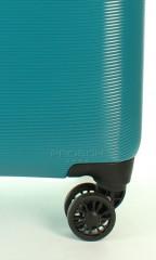 Kabinový cestovní kufr D&N 8250-05 petrol č.8