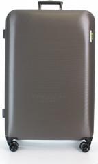 Velký cestovní kufr D&N 8270-13 stříbrný č.5