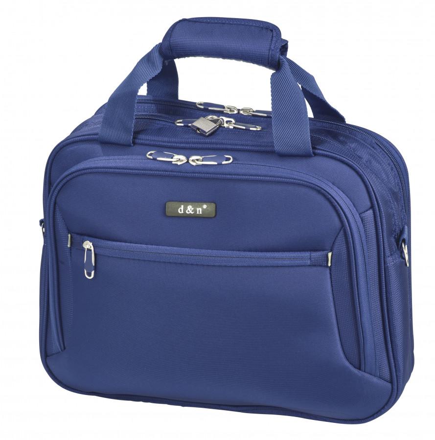 Cestovní taška na kufr 6420-06 modrá  f665dde64b