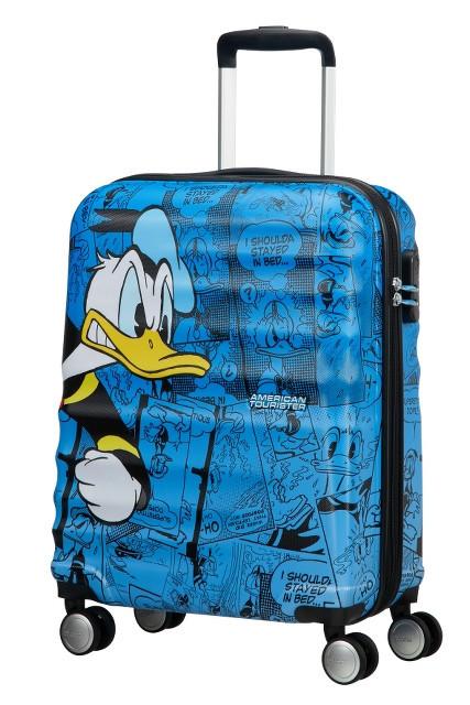 Dětský kabinový kufr Wavebreaker Disney Donald