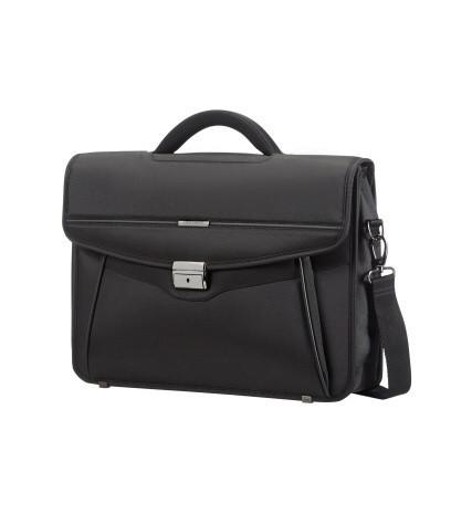 Aktovka Samsonite Desklite Briefcase1 15,6 Black