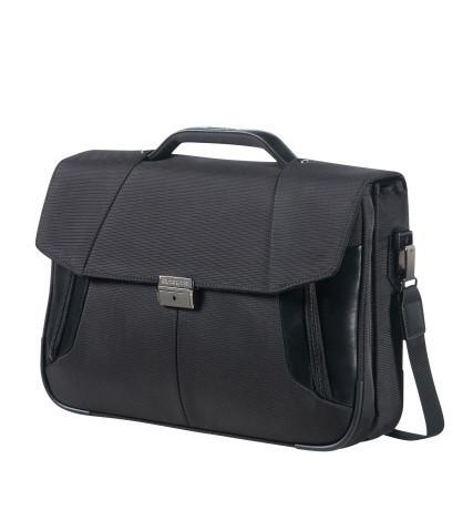 Aktovka Samsonite XBR Briefcase2 15,6 Black