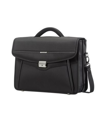 Aktovka Samsonite Desklite Briefcase2 15,6 Black
