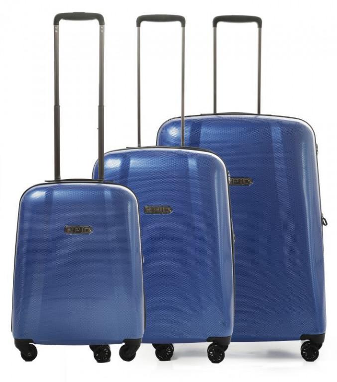 Sada kufrů EPIC GTO EX modrá