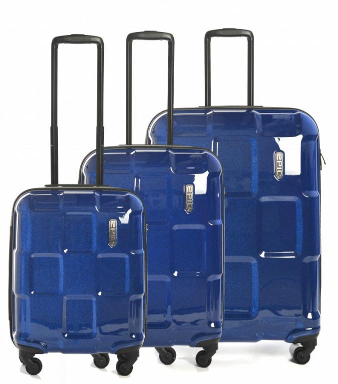 Sada kufrů Epic Crate Reflex Blue