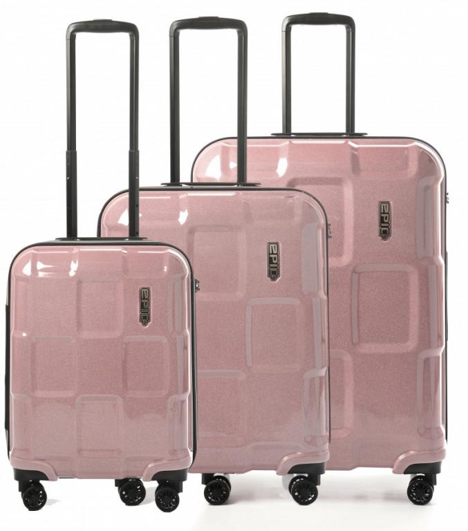 Sada kufrů Epic Crate Reflex Rose
