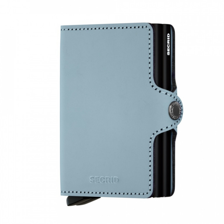 Twinwallet Secrid Matte Blue-Black