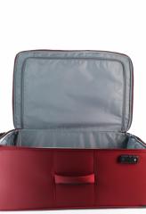 Velký cestovní kufr D&N 7074-12 Burgundy č.8