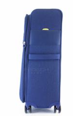 Velký cestovní kufr D&N 8074-06 Blue č.2