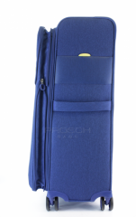 Velký cestovní kufr D&N 8074-06 Blue č.6