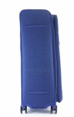 Velký cestovní kufr D&N 8074-06 Blue č.4