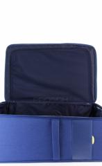 Velký cestovní kufr D&N 8074-06 Blue č.10